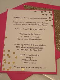 good dinner mrs mellen mandi u0027s bridal shower tea party