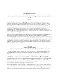 examples of a thesis thesis proposal format pepsiquincy com