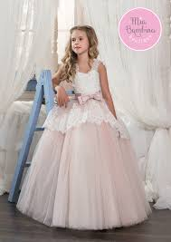 flower dresses toledo little girls wedding dress by mb