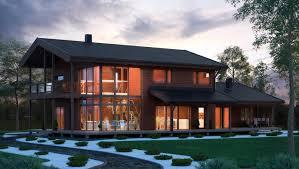moderne holzhã user architektur finnla das timberhaus moderne holzhäuser moderne architektur