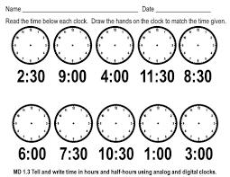 free telling time worksheets worksheets for kids u0026 free printables