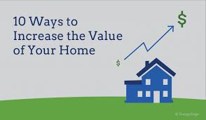ways to increase home value 10 ways to increase the value of your home solar news