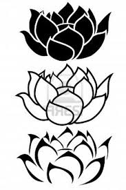 tribal flower pictures rip cross tattoos images