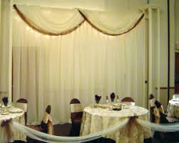 tulle backdrop wedding and party backdrops mj decorations