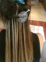 Hair Extensions With Keratin Bonds by All You Need To Know About Hair Extensions The Wordy