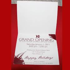 Invitation Card For New Shop Opening Creative Vibe Graphics U2013 Headquarters Beauty U0026 Barber Shop Grand