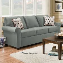 Simmons Sleeper Sofa by Simmons Upholstery 1530 Mini Sleeper Sofa Spa Abc Warehouse