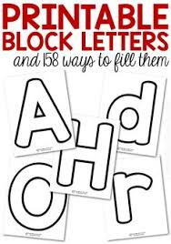 huge alphabet letters printable letter of the week with a 3 year old activities learning and school