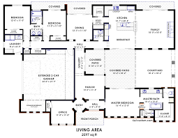 floor plans with courtyards contemporary side courtyard house plan 61custom contemporary