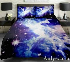 Galaxy Bed Set Galaxy Bedding Set Galaxy Duvet Cover Galaxy Sheet Galaxy