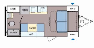 best travel trailer floor plans uncategorized prowler travel trailer floor plan best with
