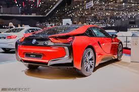red bmw new limited edition bmw i8 protonic red edition w geneva auto