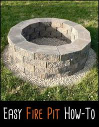 Firepit In Backyard Best Diy Pit Project Ideas Page 16 Of 19 Diy Pit