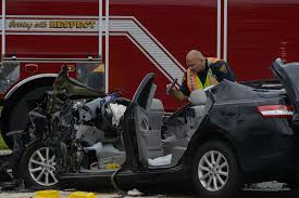 halloween city fayetteville ga one killed two injured in multi vehicle crash on ramsey street