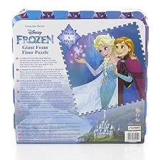 tappeto di gomma per bambini frozen disney 9 x puzzle tappeto di gomma giochi per bambini