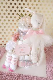 tutu centerpieces for baby shower baby girl light pink cake baby shower centerpiece new