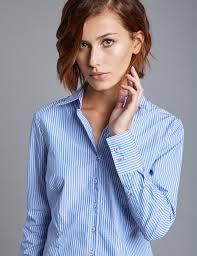 ladies u0027 dress shirts u0026 fitted floral u0026 stripe hawes u0026 curtis