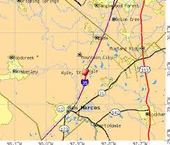 kyle map kyle tx 78640 profile population maps real estate