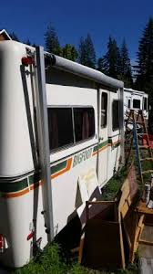 Rv Awnings Canada Sold Bigfoot Rv Awning For Sale 90 Anmore Bc Canada