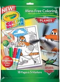 color disney planes fire rescue 18 book crayola