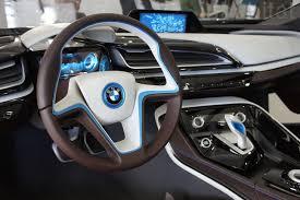 I8 Bmw Interior Bmw I8 Hybrid Electric Car Inhabitat U2013 Green Design Innovation