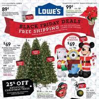 lowe s black friday 2017 sale deals ad blackfriday
