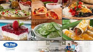 kitchen recipes mr food test kitchen recipes abc30