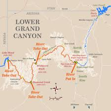 Grand Canyon Map Usa by Maps Grand Canyon National Park Us National Park Service Grand