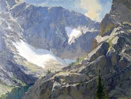 Mountain Landscape Paintings by Skip Whitcomb Landscaping Paintings And Mountain Landscape