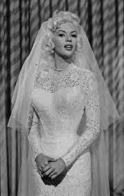 jayne mansfield wedding dress vintage hepburn marilyn hayworth
