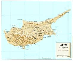 Upenn Map Maps Of Cyprus