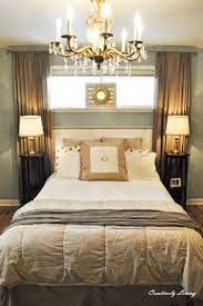 How To Decorate A Small House On A Budget by Best 25 Window Above Bed Ideas On Pinterest Curtains Above Bed