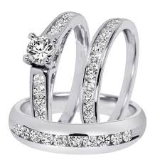 wedding rings trio sets for cheap best 25 matching wedding rings ideas on 3 wedding