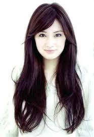 hairstyles for long hair long bangs 8 best bangs hair styles images on pinterest fringe hairstyles