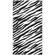 zebra tissue paper zebra tissue paper 8 sheets