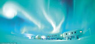 antarctic station how does the chef feed 90 when