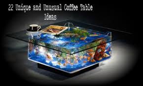 Cool Coffee Table Designs Unique Coffee Table Ideas Facil Furniture