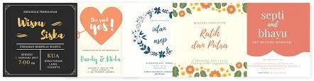 software pembuat undangan online undangan online nikahnya