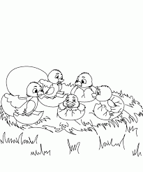 ugly duckling coloring pages aecost net aecost net