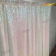photo booth backdrop 4ftx8ft glitter white gold sequin backdrop wedding photo booth