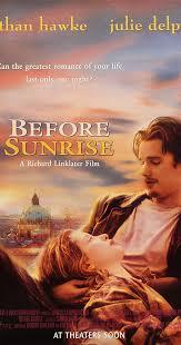 romance film za gledanje before sunrise 1995 imdb