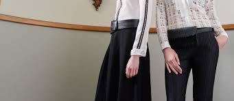 women u0027s black pants u0026 slacks for work anne fontaine