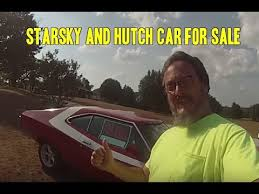Starsky And Hutch Gran Torino For Sale Starsky And Hutch Car For Sale Youtube