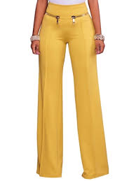 cheap casual pants khaki line capri dress pants for women