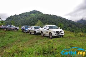 mitsubishi triton offroad review 2017 mitsubishi triton 2 4l mivec u2013 another couple of