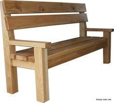 Rustic Oak Bench Best 25 Outdoor Garden Bench Ideas On Pinterest Outdoor Diy