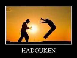 Hadouken Meme - funny hadouken meme gamers and geekz