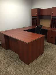 s shaped desk desks u0026 credenzas houston tx computer office furniture