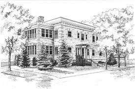pen u0026 ink 3 mary palmer artist fine art architectural