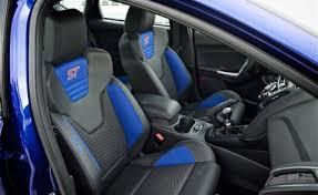 2000 Ford Focus Interior Ford Focus Mk3